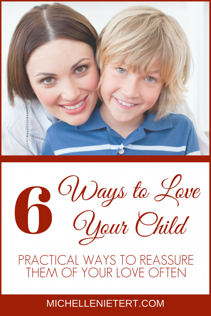 Feeling unloved is part of the human experience. Often a child will express feelings like these when they have experienced social rejection, are being disciplined or if a parent has been unusually distracted or busy. Click here for 6 ways to reassure your child of your love often by Michelle Nietert, Counselor Thoughts.