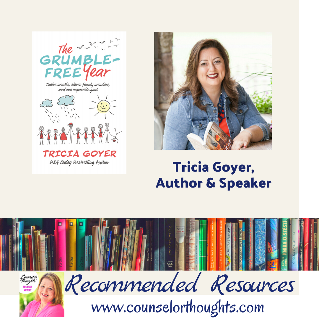 3 Tips to Sharing your Needs in a Positive (No Grumbly) Way by Tricia Goyer, guest post at michellenietert.com.